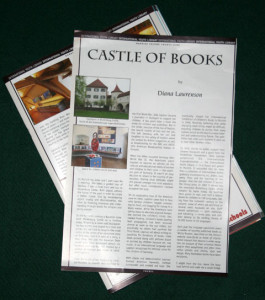 Castle of books