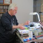 Mark WIlson, illustrator and author