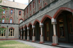 Abbotsford Convent Cloisters