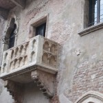 Juliet's Balcony, Verona