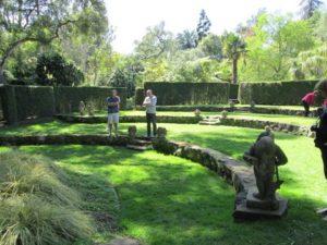 Garden Theatre, Lotusland
