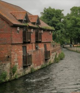 Mill on the River Itchen