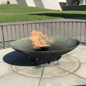Eternal Flame, Shrine of Remembrance, Melbourne