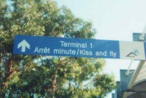Riviera, Nice Airport